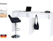VCM Hoher Schreibtisch | Stehtisch, Bartisch, Theke, Thresen