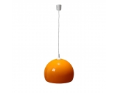 EEK A++, Reality Pendelleuchte Lounge Deal - 40cm - Orange, Mendler
