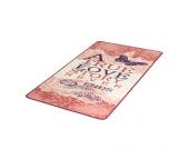 Küchenläufer True Love - Rosa - 80 cm x 200 cm, Hanse Home Collection