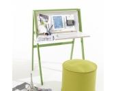 Schreibtisch Hidesk grün