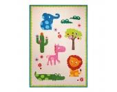 Kinderteppich Zoo - Beige - Maße: 170 x 240 cm, Esprit Home
