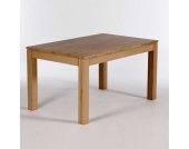 Massivholztisch mit Kopfauszug Buche Massivholz