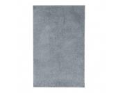 Shaggy Teppich Euphoria - Grau - 60 x 120 cm, Testil