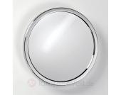Kosmetikspiegel GLOBE 2 mit Saugknöpfen