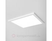 Ultraflache LED Deckeneinbauleuchte SUN 9, weiß 4K