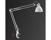 Innovative Klemmleuchte L-1 LED weiß