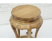 Sehr schoener traditioneller Stuhl aus China antik & aus Massivholz
