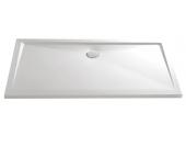 HSK Acryl-Duschwanne Rechteck 80x100 super-flach