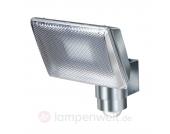 LED-Außenwandstrahler mit Infrarot-Bewegungsmelder
